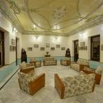 Ambika Niwas Palace-Drawing Room Gujarat
