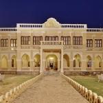 Ambika Niwas Palace Inner Courtyard Gujarat