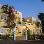 Garden Palace Heritage Homestay of Balasinor Gujarat INDIA