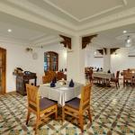Restaurant Mani Mansion Heritage Homestay Ahmedabad Gujarat
